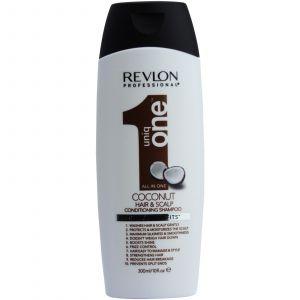 Uniq One - All in One Conditioning Shampoo - Coconut - 300 ml