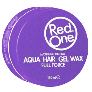Red One - Violetta - Aqua Hair Gel Wax - Full Force - 150 ml