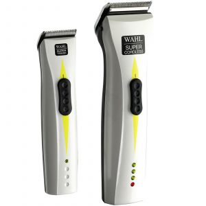 Wahl - Super Taper Cordless  Combipack
