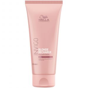Wella - Invigo - Blonde Recharge - Cool Blonde Conditioner - 200 ml