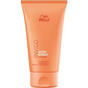 Wella - Invigo - Nutri-Enrich - Frizz Control Cream - 150 ml