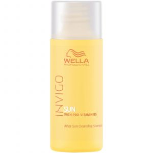 Wella - Invigo - Sun - After Sun Cleansing Shampoo - 50 ml