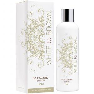 Whitetobrown - Self Tanning Lotion Light (Extend Bodylotion) - 250 ml